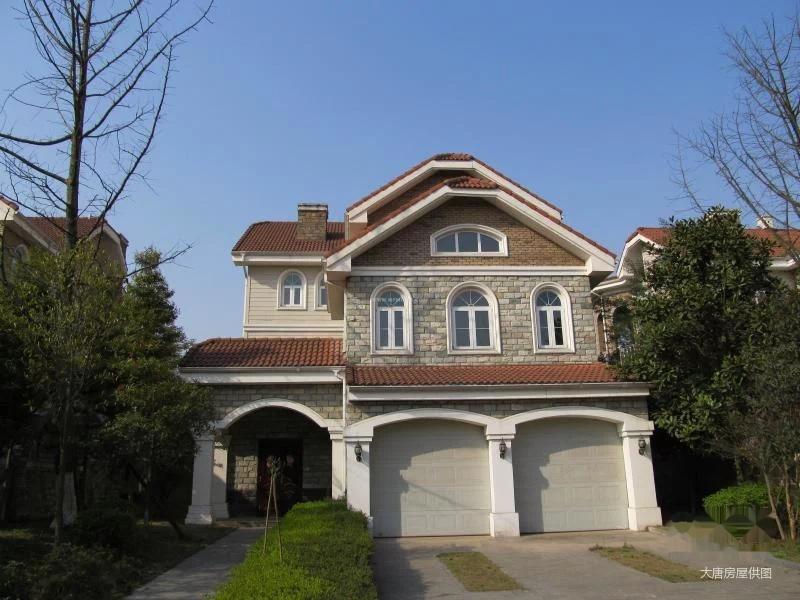 维也纳森林别墅 独栋 双车库仅售520!高端品质富人首要选择