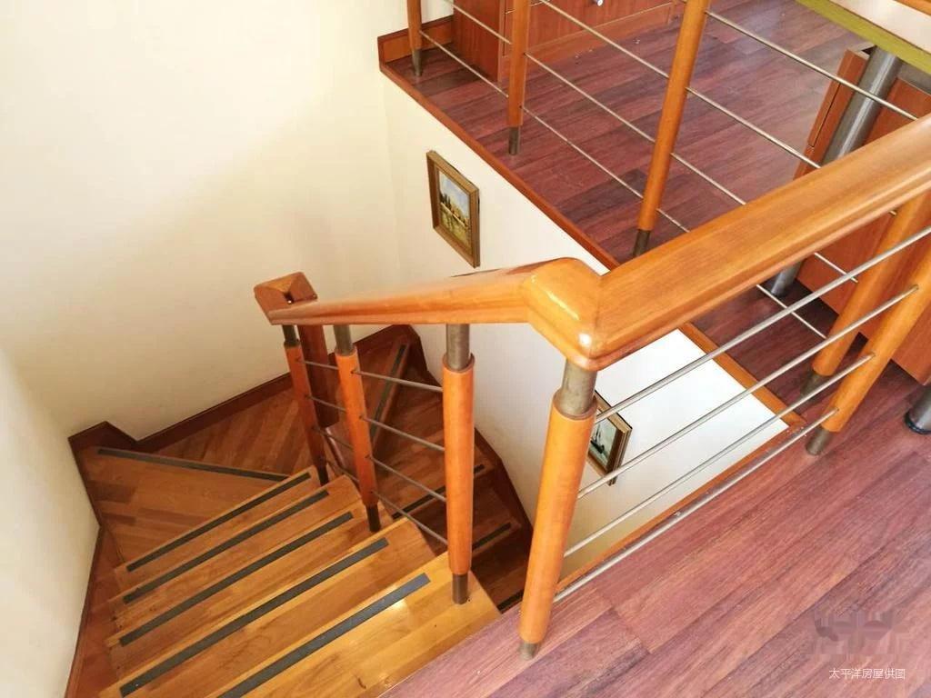 三折楼梯设计图片欣赏