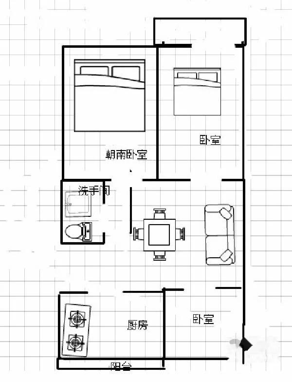 俯瞰郑州动物园 送全套家具 锦绣正弘国际公寓 顶楼复式 精装