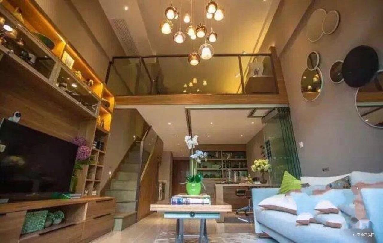 精装修复式公寓 挑高6.5米 配套齐全拎包入住 交通便利图片