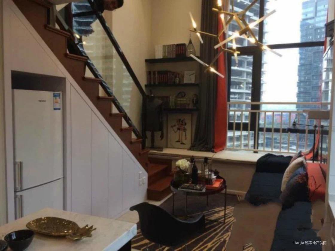 杨家坪核心商圈 中迪广场 loft公寓 自住办公多用 近轻轨