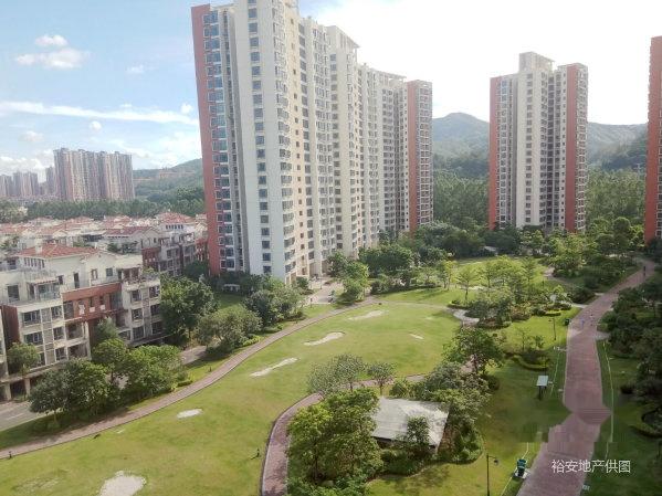 中惠香樟半岛 电梯精装两房 朝园景 南北对流 业主急
