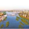 郑州西三环沿线千亩生态大湖将动工开建