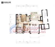 一期h8d边套复式二层平面图-5室3厅5卫-250.0㎡图片