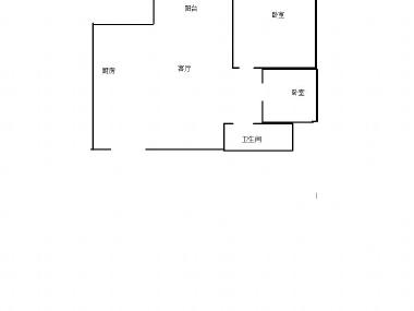 二手房房源详情             1,物业地址:丽岛美生  2,户型格局:2房1