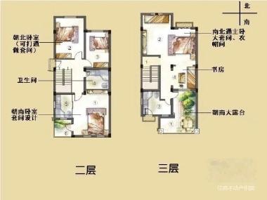 碧桂园玫瑰公馆 赠送200平私家花园,送地下双车库,大露台.