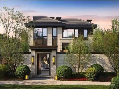 南海子公园旁绝板低密度新中式合院别墅,单价5万,送双车库