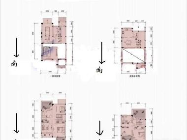 原野花园双拼别墅丨西缺带电梯丨装修豪华丨花园200平