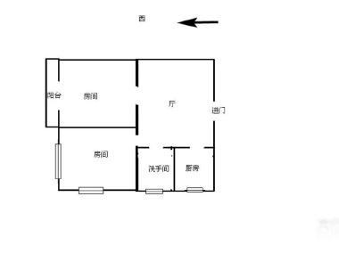 水电路1013弄,两房精装修,朝向好,楼层佳,急售