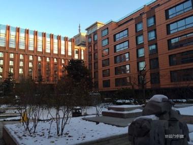 东单,北京饭店西侧 欧式精装平层 南北通透矮板楼 科技住宅