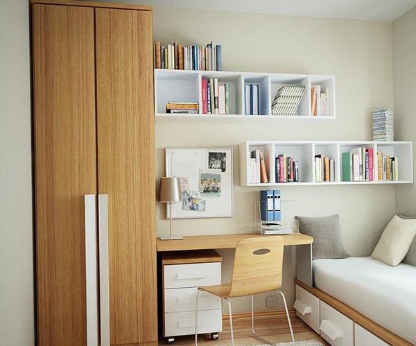 家居 设计 书房 装修 600_500