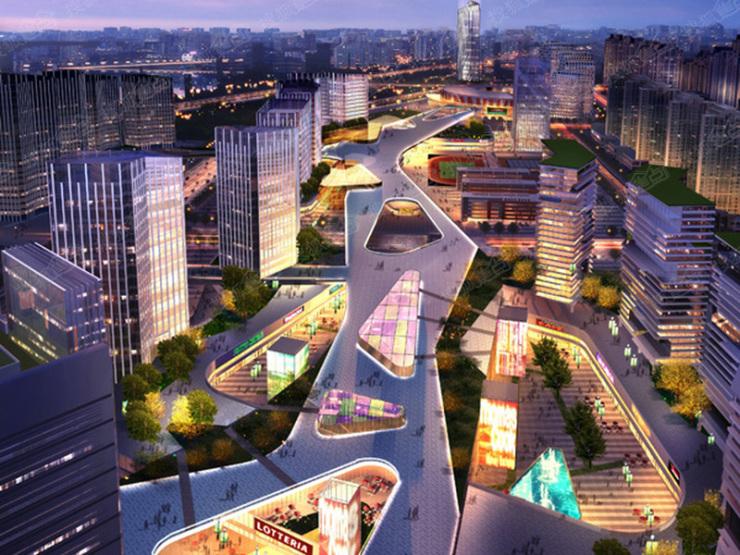 核心城市金融城对于广大兰州绿地位于,智慧除了来说优势市民区位外,就别墅取名字图片