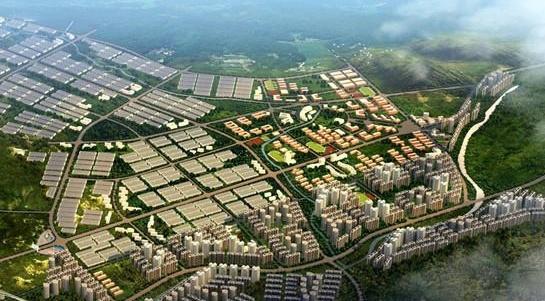 该项目位于生物产业园东站路以东,双河路以南,即宜昌东站路,花溪路,峡图片