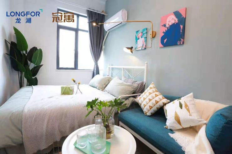 龙湖冠寓汉阳首店开业 毗邻武汉商学院
