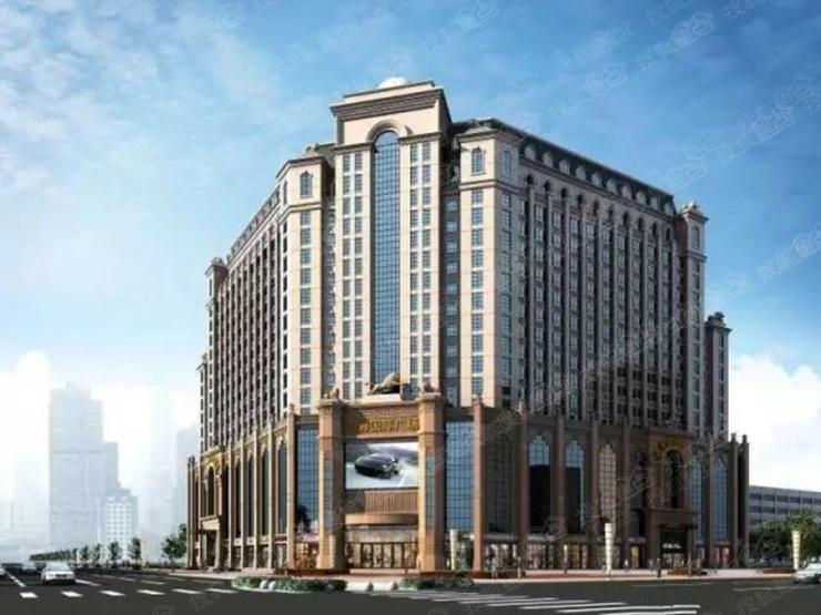 猛狮国际广场综合商贸楼位于汕头市澄海区广益路33号,由汕头市猛狮房
