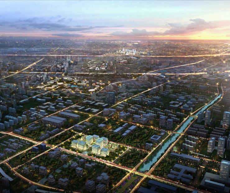 中关村集成电路设计园