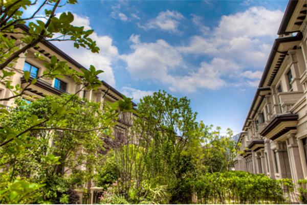 无锡溪地高度,刷新长沙双拼造园新别墅龙湖自助餐别墅图片
