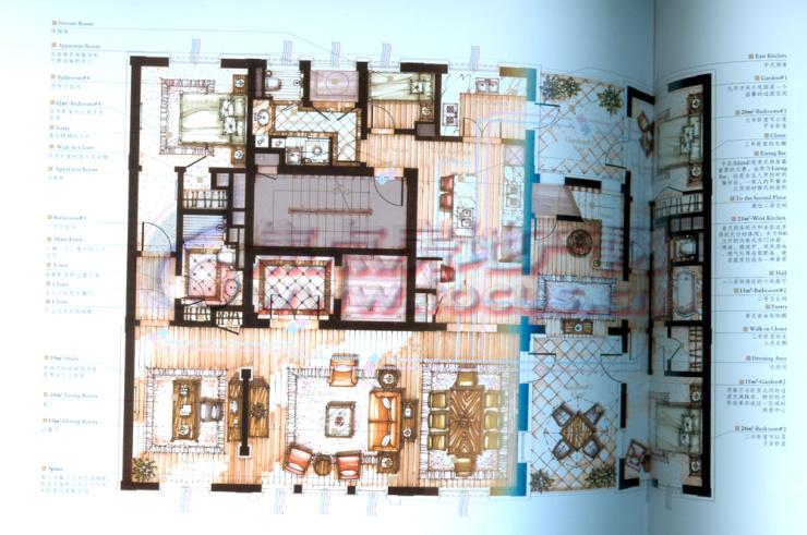 公元沐桥公寓图片地下室带泳池的别墅图片