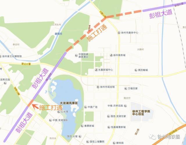 徐州新城区规划图