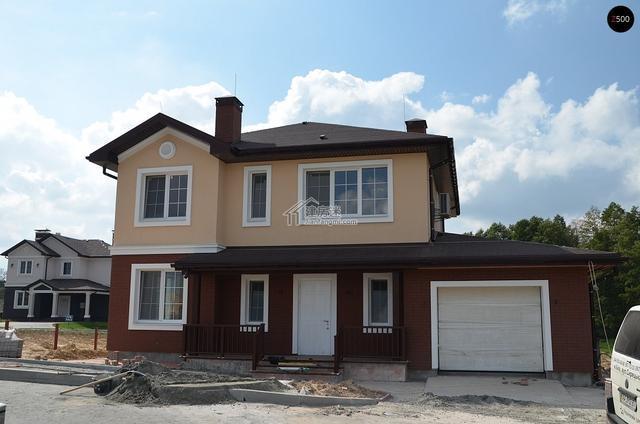 新结构自建房12米X12米两层砖混房屋农村v结构现代足球标志设计图片