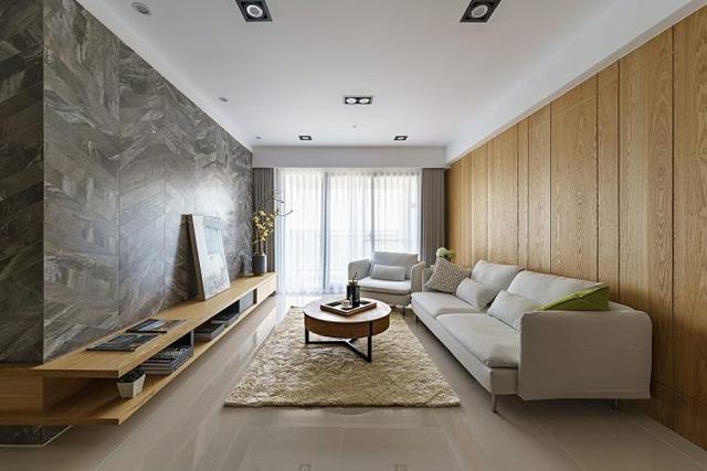 成都90平房子装修效果图 电视墙一定要就要有电视吗,不一定哟