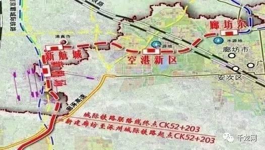 永兴2020年城区规划图