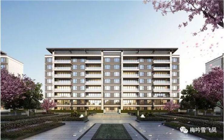 新亚洲风格_立面设计上采用了新亚洲风格,建筑风格强调建筑物的精致,典雅,给人