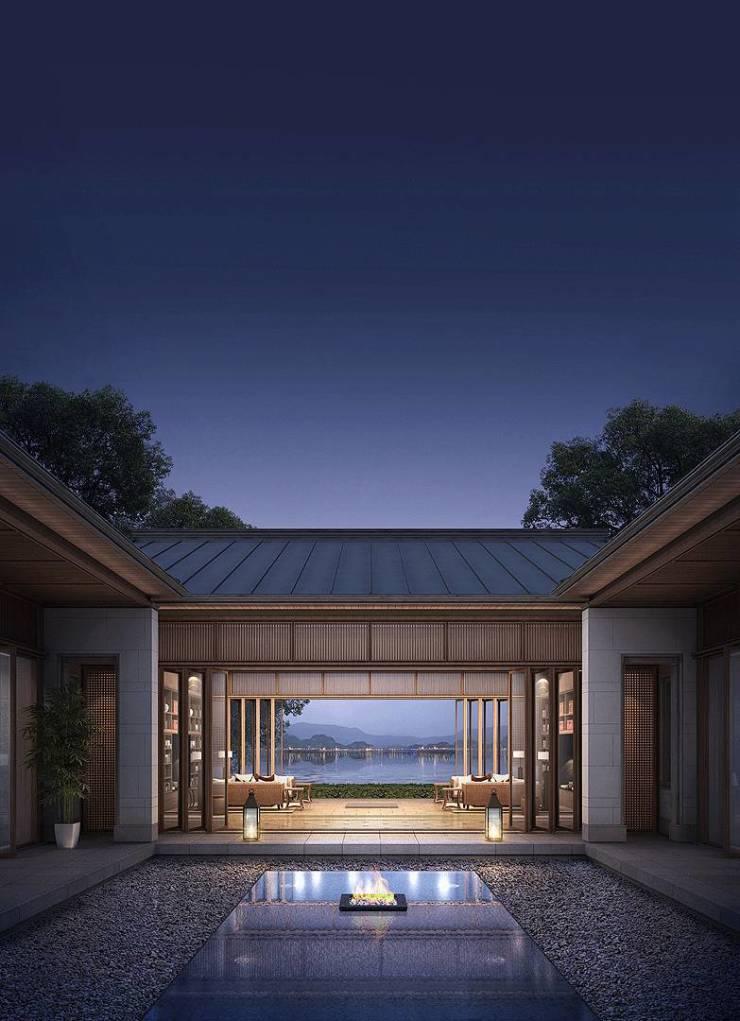 别墅庭院,究竟该如何设计?