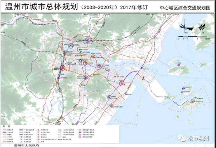 温州七都岛规划图最新