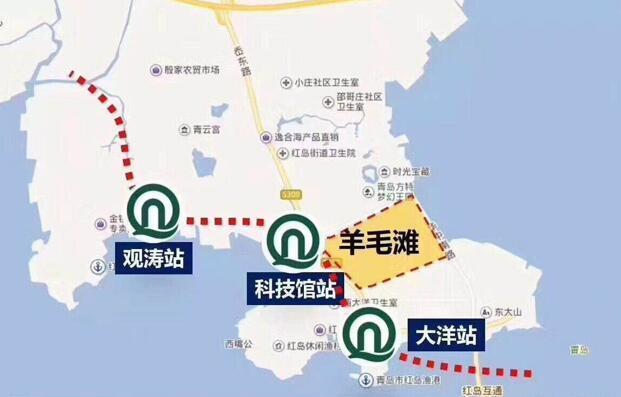 据青岛购房群群友最新爆料,融创红岛湾项目3月17日样板间开放,参考