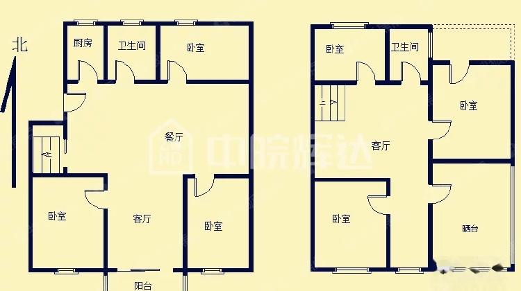 豪宅专售 绿地内森庄园 毛坯复式 空中别墅 实用面积380