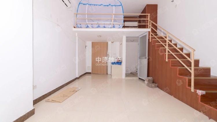 沙太路 芒果公寓复式层高3.6米两房 无需社保税单 有房产证图片