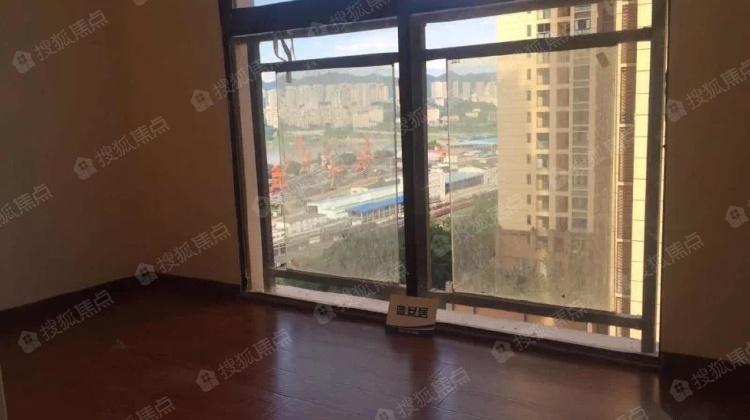 九龙坡志龙观江岭 精装两室 户型方正 九龙半岛规划