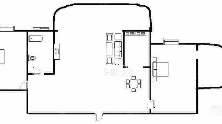 室内消防主机电路图