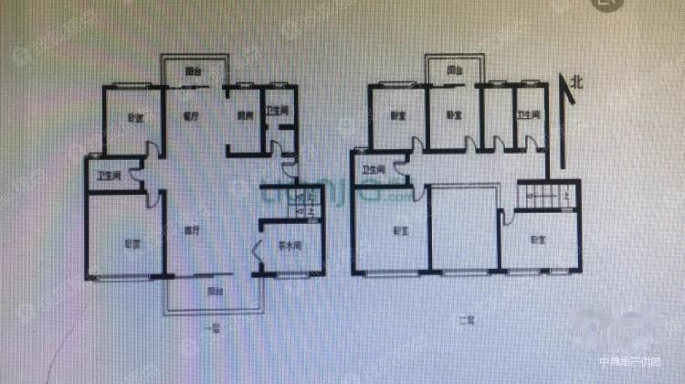内森庄园小区 平顶复式 实际面积800平方 便宜卖了