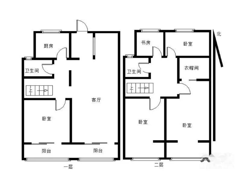 新出内森庄园内复式,小区zui便宜的一套房,看房随时可以