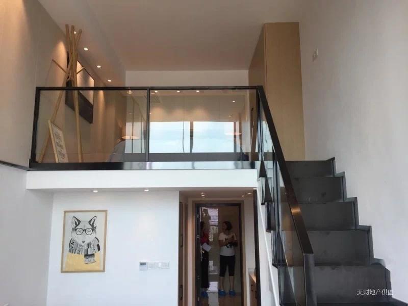润和又一城精装复式 公寓4.5米层高,4号线,首付22万图片