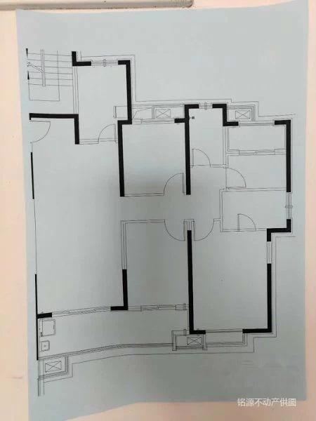 华润悦锦湾 三期南一排 四室两厅 南北通透双阳台 看房随时