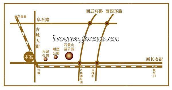 广德县长安小区地图