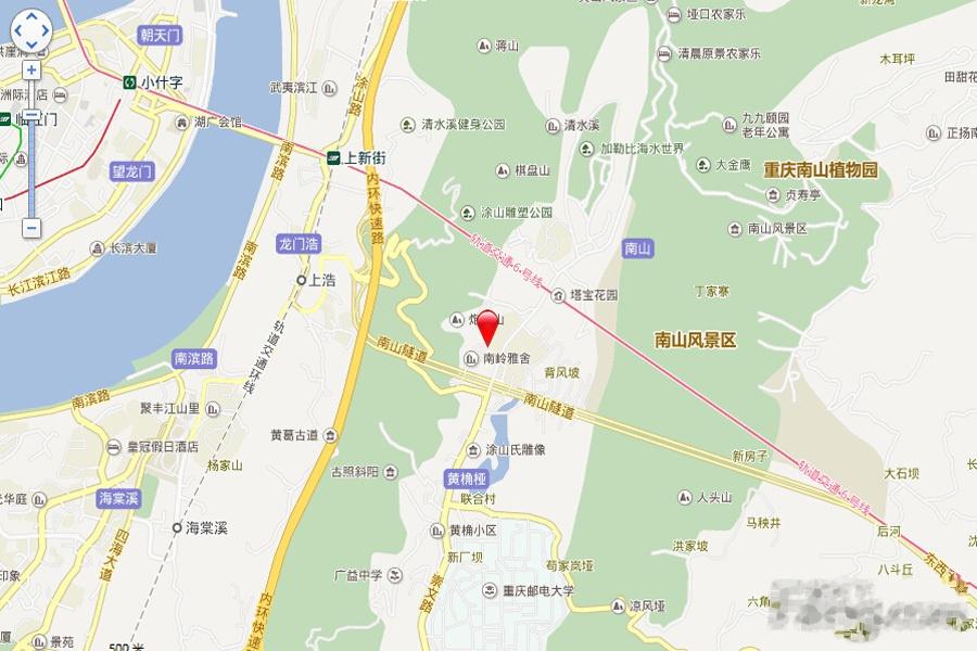 重庆小区 南岸区小区 南山风景区小区 小区详情  热门城市