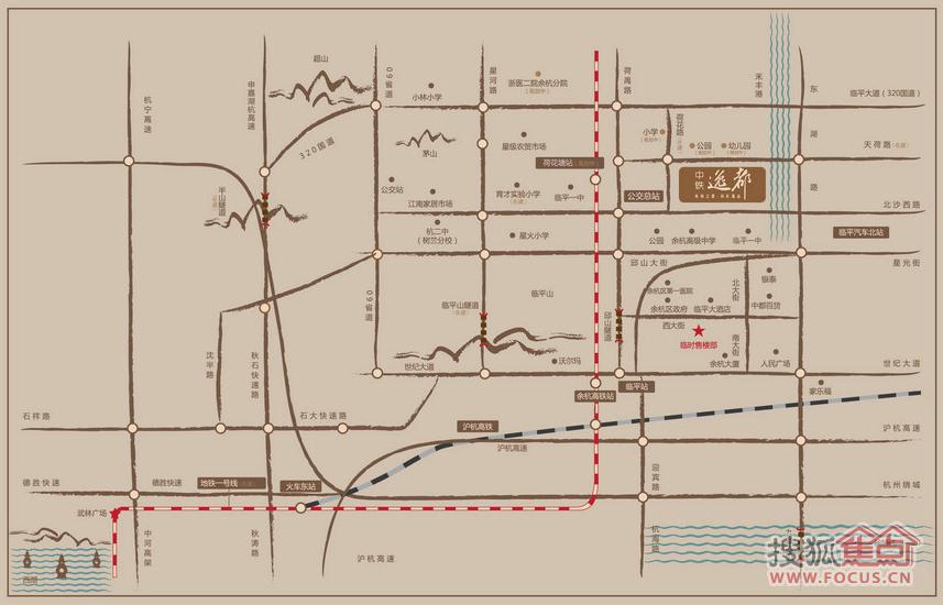 中铁电路工程图