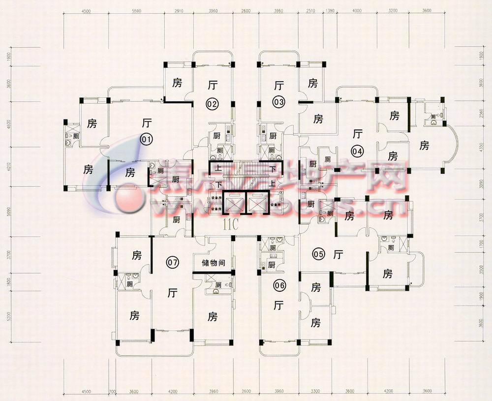 电路 电路图 电子 户型 户型图 平面图 原理图 1000_815