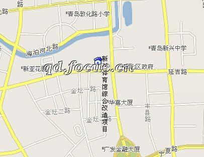 开发商青岛热电新兴房地产开发有限公司 物业公司暂无 小区位置延吉路