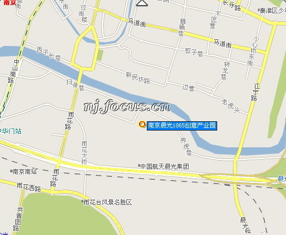 南京晨光1865创意产业园图片