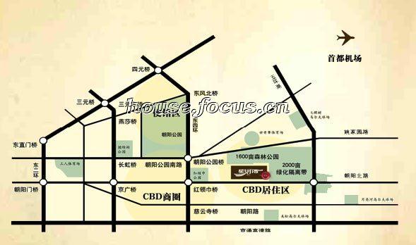 鹤壁新区道路规划图