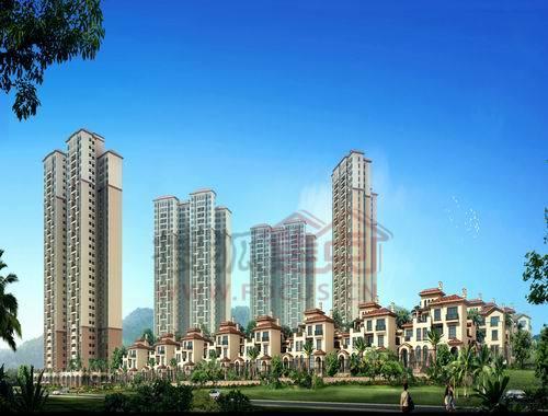 在深圳龙岗区那家房地产业待遇好,想去做房地产呀