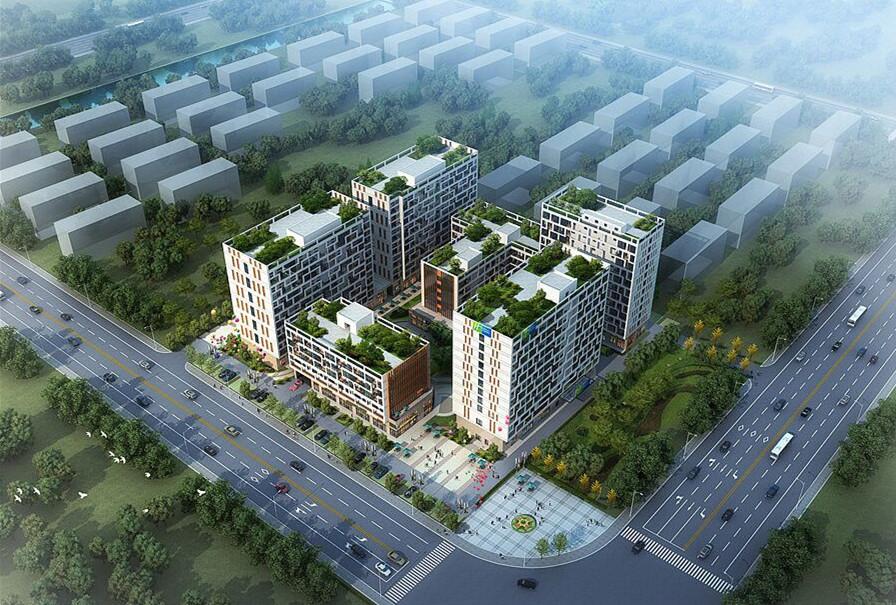 大势将至~扼守城市发展中轴,创客城未来不可估量