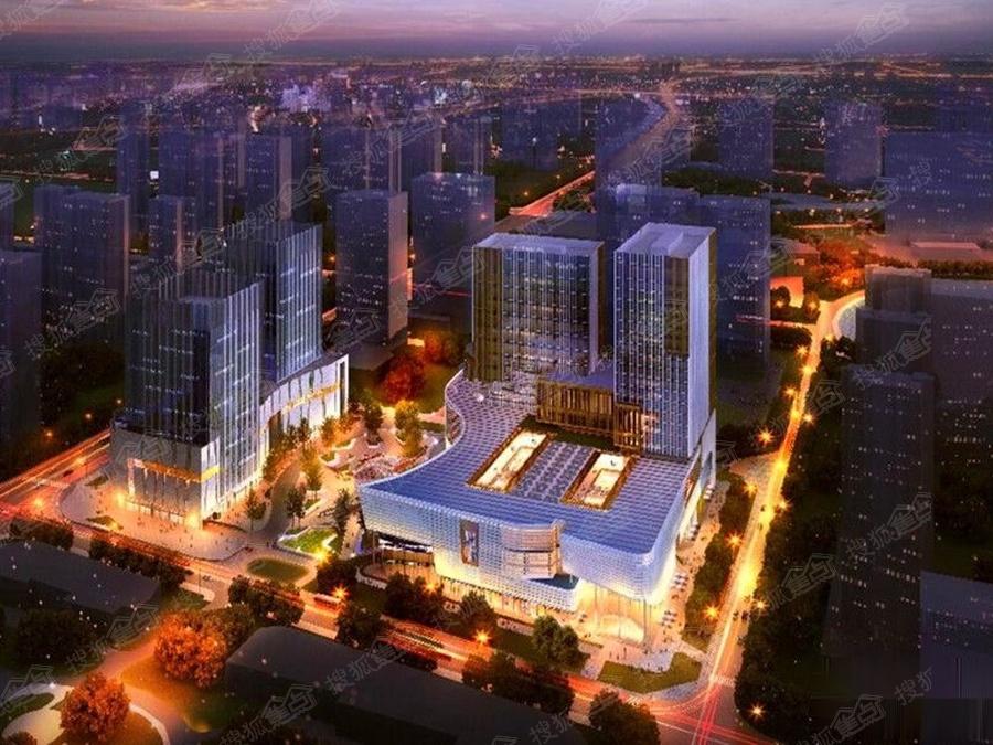 西宁奥莱城·奥特莱斯 商业地产革新样板 升级海湖繁荣