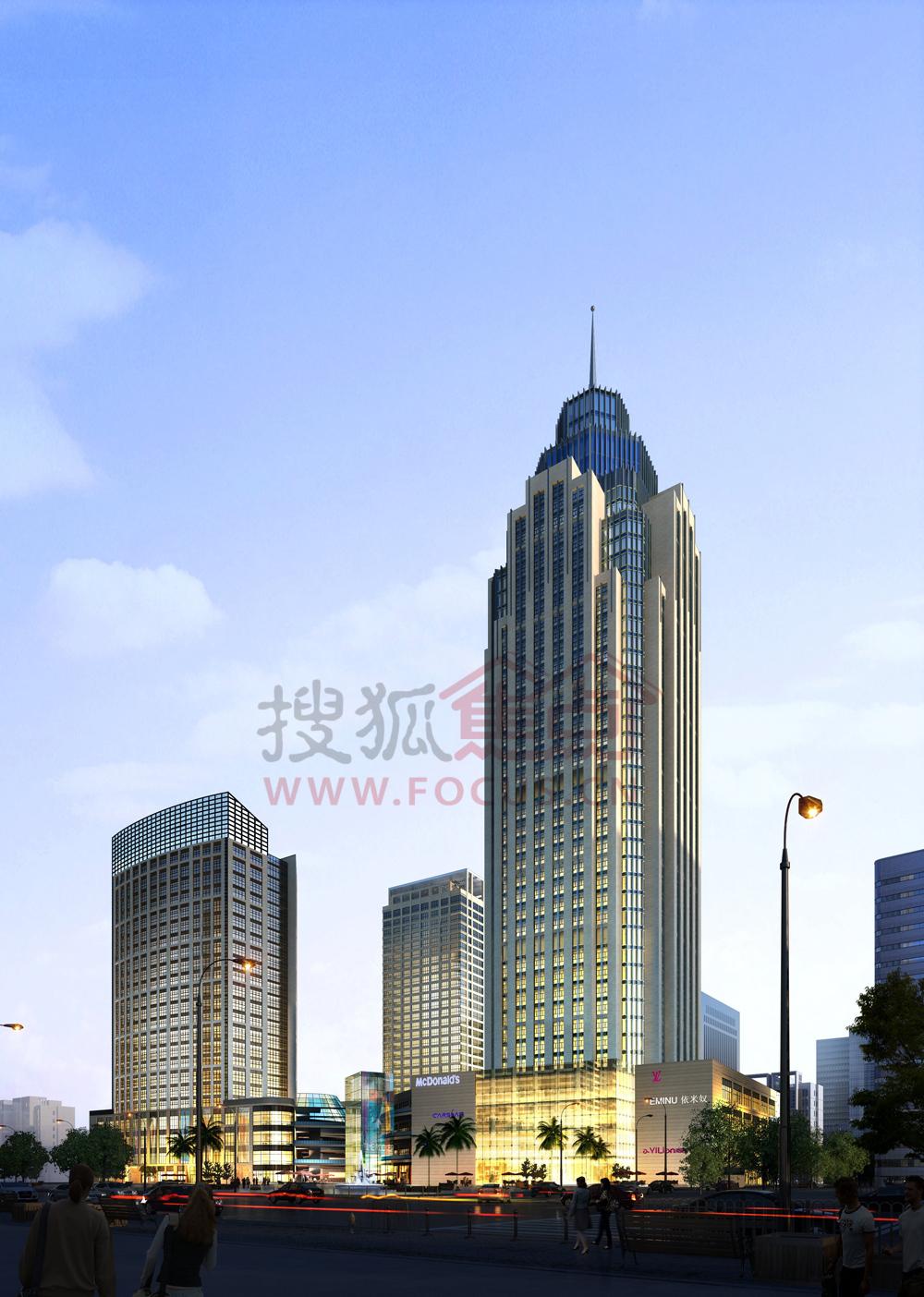 万达+爱琴海+吾悦广场 呈贡商业崛起问鼎城市核心