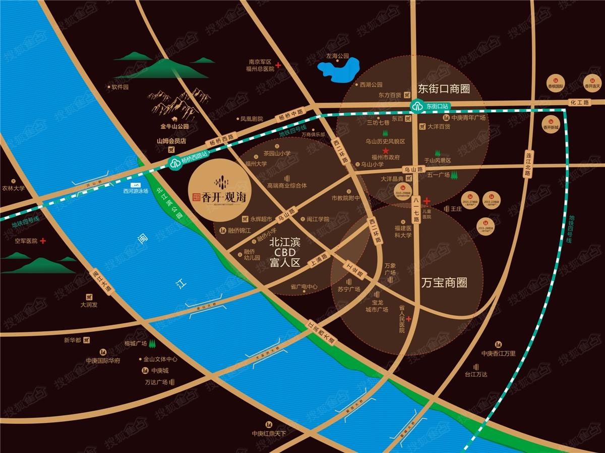 多个项目齐头并进 福州城区治堵取得阶段性进展